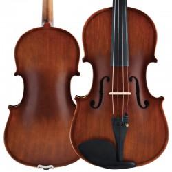 Christina matte antique viola player M01, beginner's choice for 16 inch Viola instrument