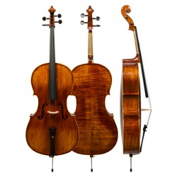 Christina C04 handmade cello, Professional Grading Cello Musical Instrument