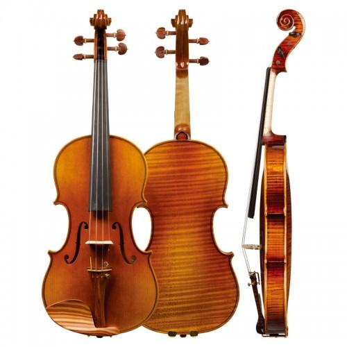 Christina S500G High-grade European Luxury violin, Handmade Grading Violin, Professional Violin Musical