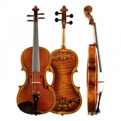 Christina v07 limited-Carved series Yunshan violin