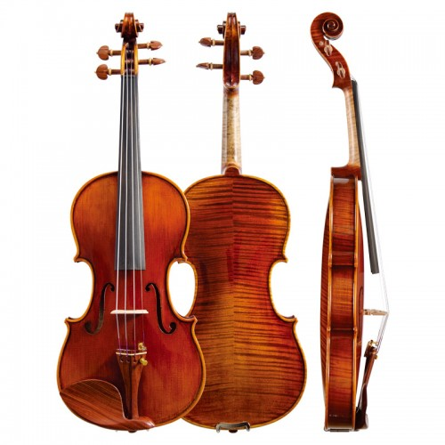 Christina S700 High-grade European Luxury violin, Handmade Grading Violin, Professional Violin Musical