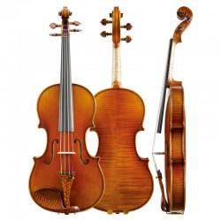 Christina S600 High-grade European Luxury violin, Handmade Grading Violin, Professional Violin Musical