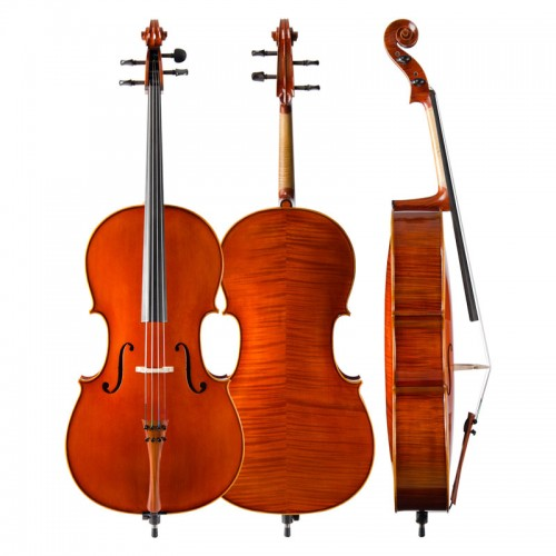 Christina SC400A imported European material professional performance solid wood hand-made Cello