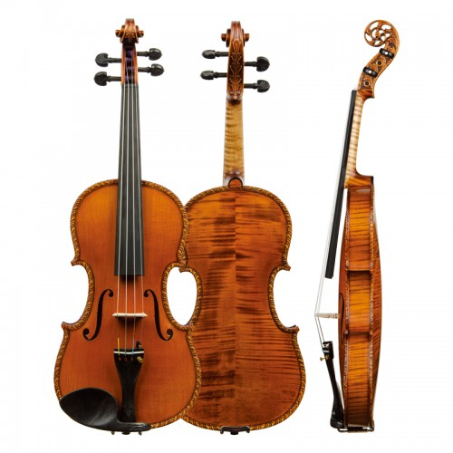 Master Violin EU6000B Imported European Violins