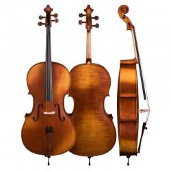 Christina EUC3000C European original imported hand-made professional performance of high-end Cello