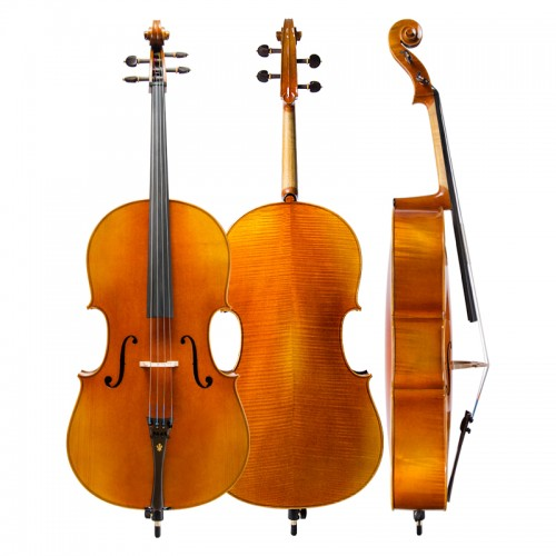 Christina SC400B imported European material professional performance solid wood hand-made Cello