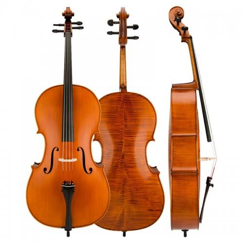 Christina EUC5000A European original imported hand-made professional performance of high-end Cello
