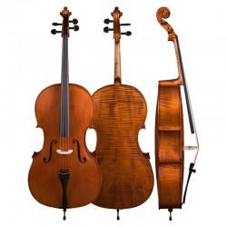 Christina EUC4000A European original imported hand-made professional performance of high-end Cello