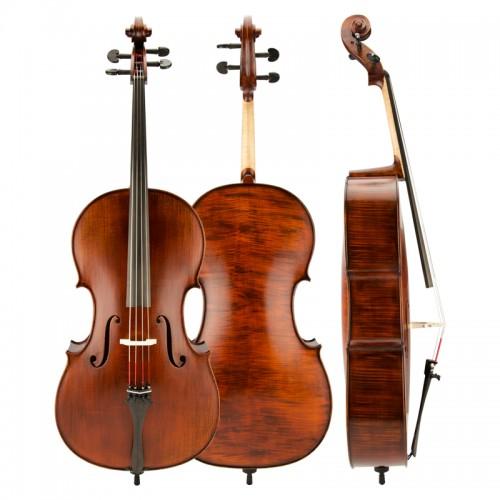 Christina EUC4000B European original imported hand-made professional performance of high-end Cello