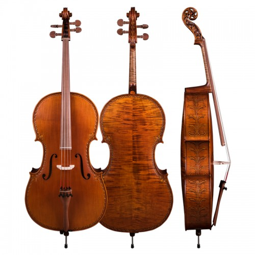 Christina EUC6000A European original imported hand-made professional performance of high-end Cello