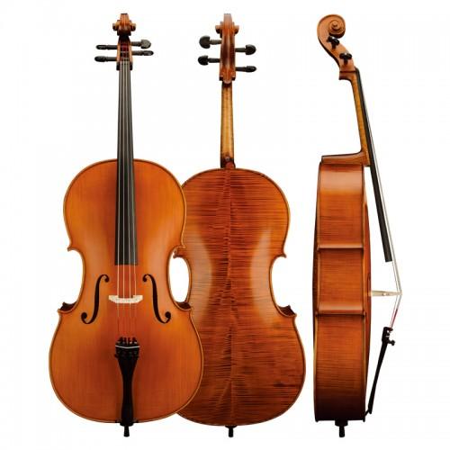 Christina EUC4000C European original imported hand-made professional performance of high-end Cello